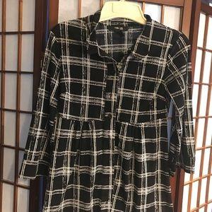 Style&Co Nylon blouse